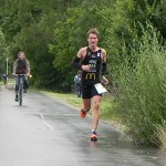 Triathlet Philipp Heinz_Erfurt Triathlon 2011