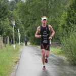 Triathlet Eick Tietz_Erfurt Triathlon 2011