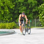 Fotoshooting mit der TA_Triathlet Maximilian May