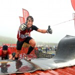 Und wieder abwrts, Hindernis 6 - Niagara Fall_6. Strongman Run am 05.05.2012 auf dem Nrburgring