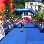 Doch wo ist Philipp, ist er schon durch?_Ironman 70.3 European Championship 2012 in Wiesbaden